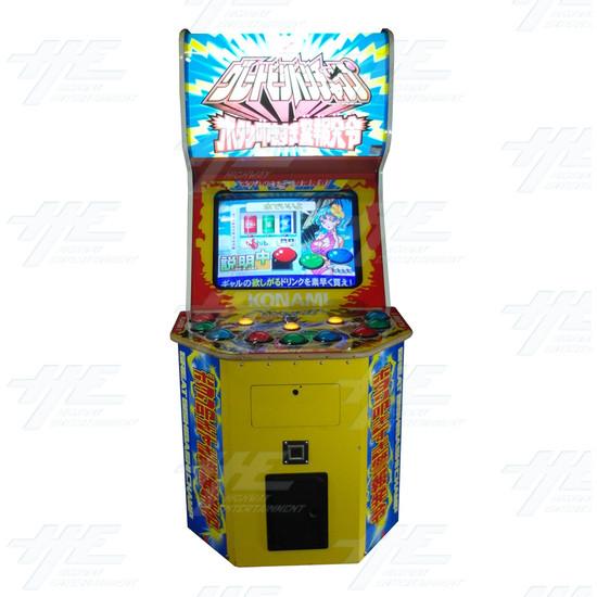 Great Bishi Bashi Champ Arcade Machine - Front View