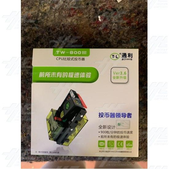 Coin Validator Acceptor  (TW-800III) - WeChat Image_20200302155924.jpg