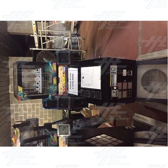 Jubeat Festo Arcade Machine - Actual Machine