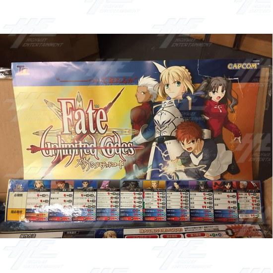 Fate: Unlimited Code Arcade Game Board Kit - Fate 1.jpg