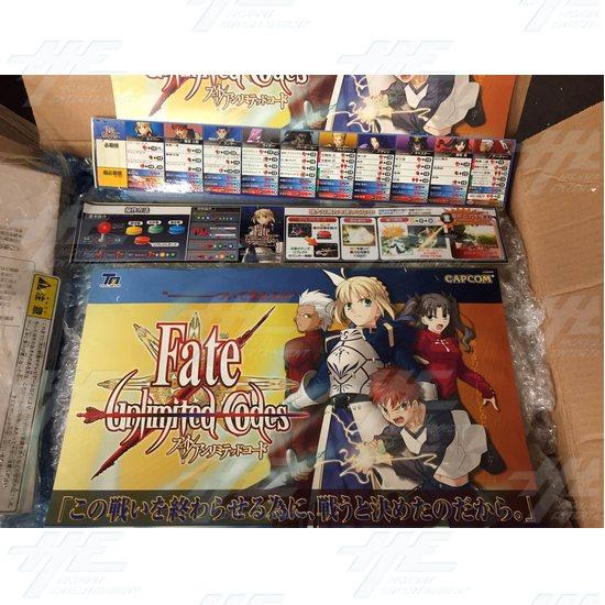 Fate: Unlimited Code Arcade Game Board Kit - Fate 2.jpg