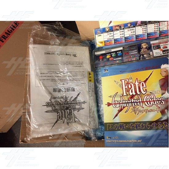 Fate: Unlimited Code Arcade Game Board Kit - Fate 3.jpg
