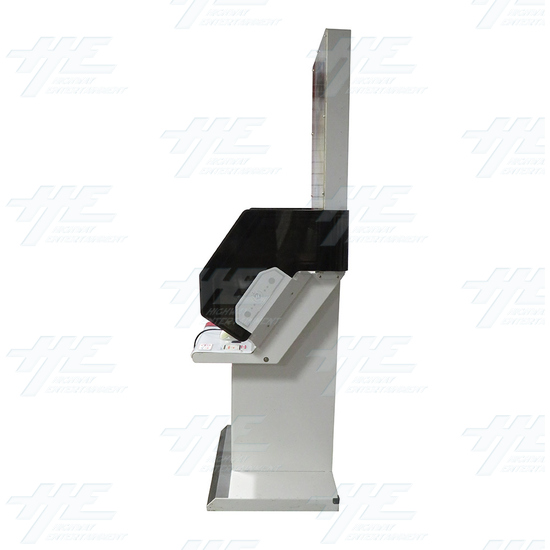 Pokken Tournament Arcade Machine - Pokken Tornament - Left View