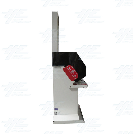 Pokken Tournament Arcade Machine - Pokken Tornament - Right View