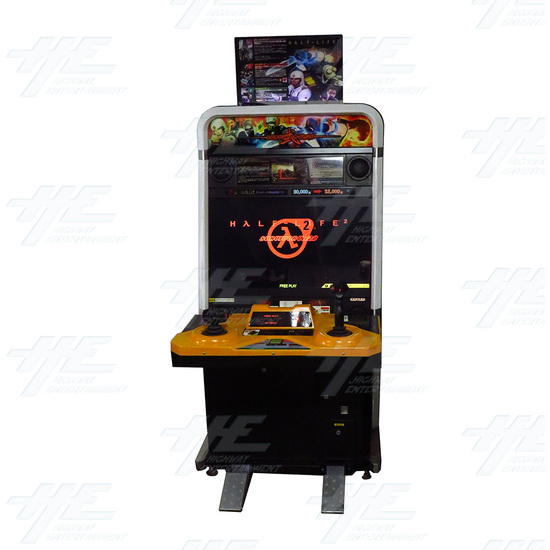 Half Life 2 Survivor v2.0 SD Arcade Machine - Half Live Survivor - Front View