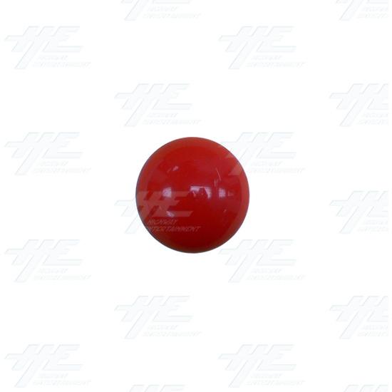 Arcade Joystick Ball Top - Red - Red