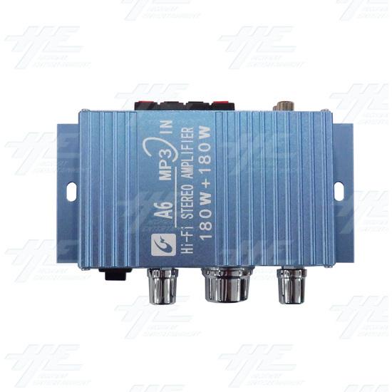 12V Stereo Arcade Amplifier - top.jpg