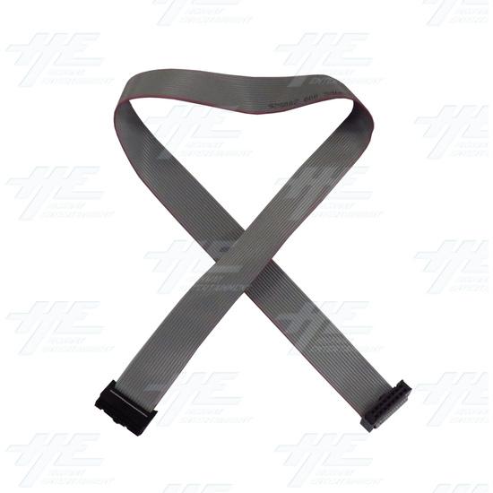 16 Pin Ribbon Cable - 50cm - 50cm-ribon-cable.jpg