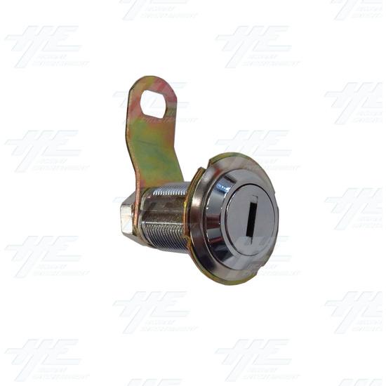 Arcade Machine Lock 30mm (Sega Replacement) Key S002 - angle.jpg