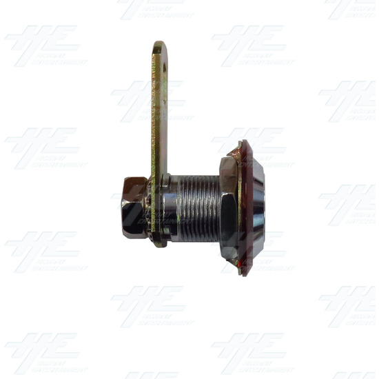 Arcade Machine Lock 20mm (Sega Replacement) Key S002 - side.jpg