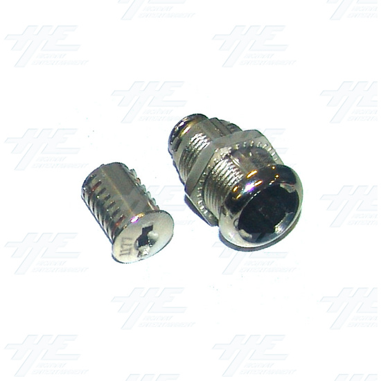 Arcade Machine Cam Lock with Removable Barrel 25mm K3007 - 17983-0001