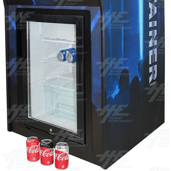 The Entertainer 26inch Arcade Machine (Blue Version) - Entertainer Fridge